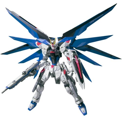 Image 1 for Kidou Senshi Gundam SEED - ZGMF-X10A Freedom Gundam - Metal Build - 1/100 (Bandai)