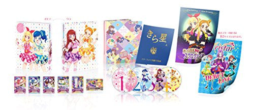 Image 1 for Aikatsu 1st Season Blu-ray Box 1