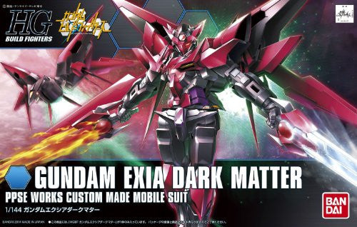 Image 3 for Gundam Build Fighters - PPGN-001 Gundam Exia Dark Matter - HGBF #013 - 1/144 (Bandai)