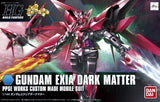 Thumbnail 3 for Gundam Build Fighters - PPGN-001 Gundam Exia Dark Matter - HGBF #013 - 1/144 (Bandai)