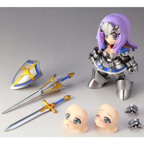 Image 3 for Queen's Blade Rebellion - Annelotte - Deforevo #02 (Daibadi Production, Hobby Stock)