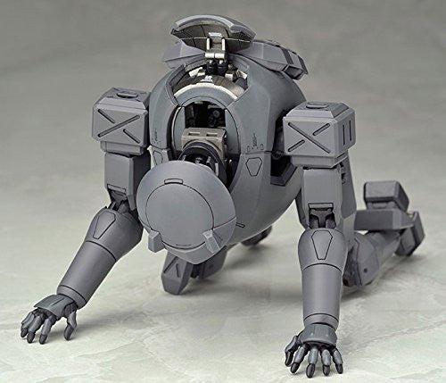 Image 3 for Full Metal Panic! The Second Raid - Rk-92 Savage - ALMecha - 1/60 - Miyazawa Model Distribution Limited, Gray Ver. (Alter)