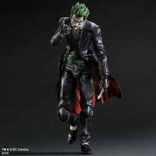 Image 4 for Batman: Arkham Origins - DC Universe - Joker - Play Arts Kai (Square Enix)
