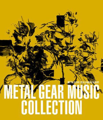 Image 3 for METAL GEAR 20th ANNIVERSARY: METAL GEAR MUSIC COLLECTION