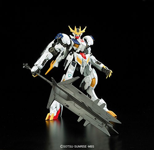 Image 10 for Kidou Senshi Gundam Tekketsu no Orphans - ASW-G-08 Gundam Barbatos Lupus Rex - 1/100 Gundam Iron-Blooded Orphans Model Series - 1/100 (Bandai)