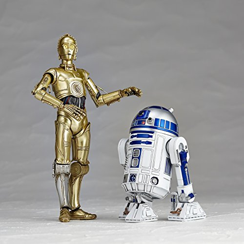 Image 12 for Star Wars - R2-D2 - Revoltech - Star Wars: Revo No.004 (Kaiyodo)