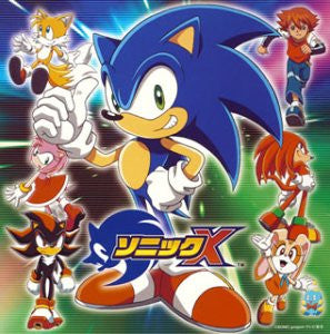 Image 1 for Sonic X ~Original Sound Tracks~