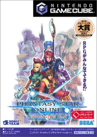 Image for Phantasy Star Online Episode I & II