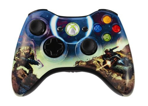 Image 1 for Xbox 360 Wireless Controller [Halo 3 Limited Edition]