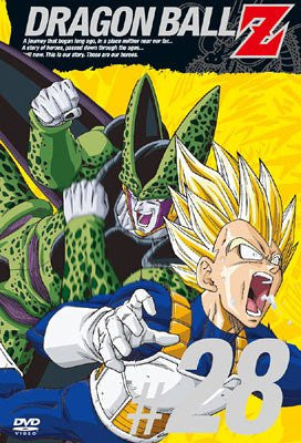 Image for Dragon Ball Z Vol.28