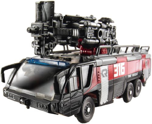 Image 3 for Transformers Darkside Moon - Sentinel Prime - Mechtech DA20 - Cannon Sentinel Prime (Takara Tomy)