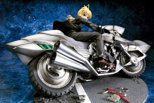 Image 9 for Fate/Zero - Saber - 1/8 - Motored Cuirassier (Good Smile Company)