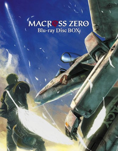 Image 1 for Macross Zero Blu-ray Disc Box