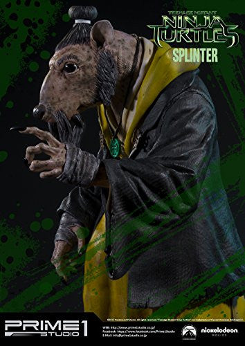 Image 10 for Teenage Mutant Ninja Turtles (2014) - Splinter - Museum Masterline Series MMTMNT-05 - 1/4 (Prime 1 Studio)