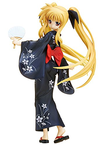 Image 1 for Mahou Shoujo Lyrical Nanoha The Movie 2nd A's - Fate Testarossa - 1/8 - Yukata ver. (FREEing)