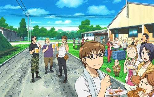 Image 1 for Silver Spoon Gin No Saji Vol.6 [Blu-ray+CD Limited Edition]