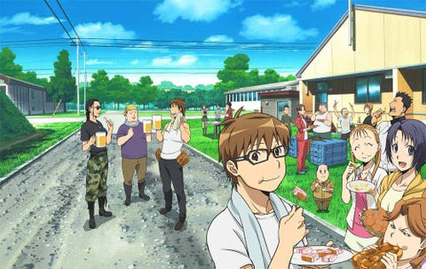 Image for Silver Spoon Gin No Saji Vol.6 [Blu-ray+CD Limited Edition]