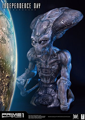 Image 8 for Independence Day: Resurgence - Alien - Bust - Life-Size Bust LSIDR-01 - 1/1 (Prime 1 Studio)