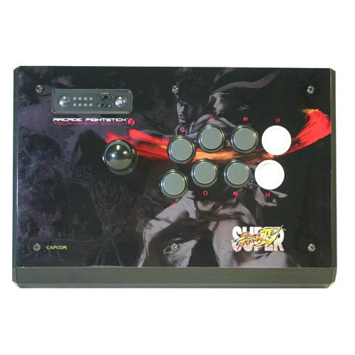 Image 2 for Super Street Fighter IV FightStick Tournament Edition S (black)