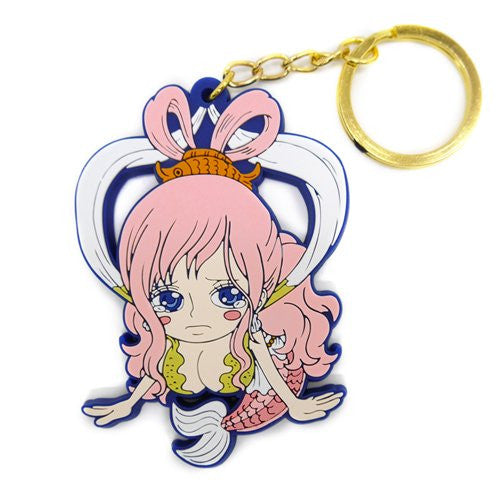 Image 1 for One Piece - Shirahoshi - Keyholder - Rubber Strap - Tsumamare (Cospa)