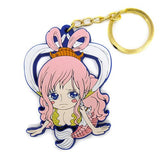 Thumbnail 1 for One Piece - Shirahoshi - Keyholder - Rubber Strap - Tsumamare (Cospa)