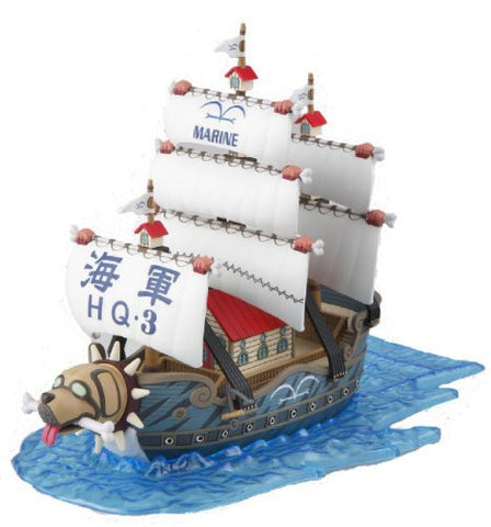 Image for One Piece - One Piece Grand Ship Collection - Monkey D. Garp's Ship (Bandai)