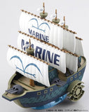 Thumbnail 1 for One Piece - Navy Warship - One Piece Grand Ship Collection (Bandai)