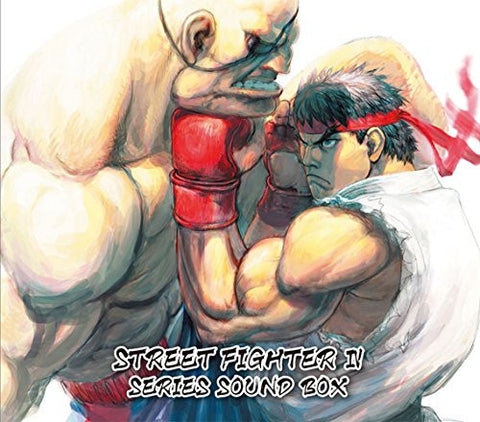Street Fighter IV Series Sound BOX