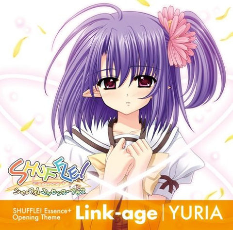 Image for SHUFFLE! Essence+ OP Theme Link-age / YURIA
