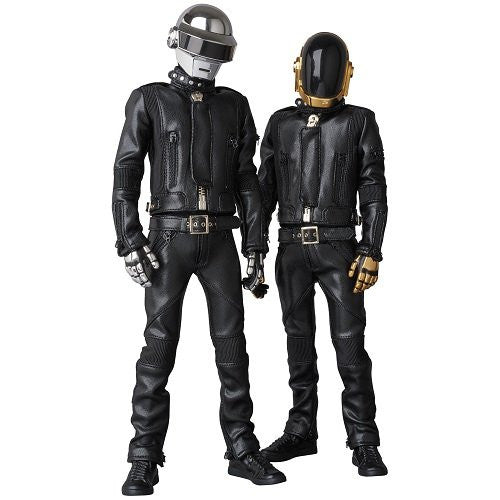 Image 2 for Daft Punk - Thomas Bangalter - Real Action Heroes No.752 - 1/6 - Human After All, Ver.2.0 (Medicom Toy)