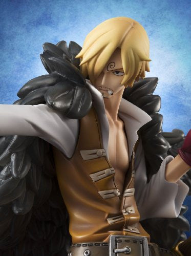 "Image 3 for One Piece Film Z - Sanji - Excellent Model - Portrait Of Pirates ""Edition-Z"" - 1/8 (MegaHouse)"