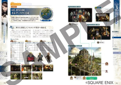 Image 6 for Bravely Default: Flying Fairy Official Complete Guide
