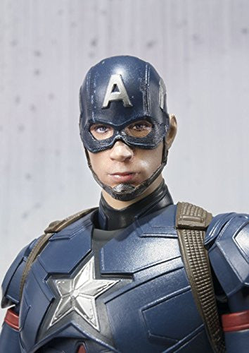Image 8 for Captain America: Civil War - Captain America - S.H.Figuarts (Bandai)