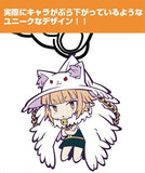 Thumbnail 2 for Witchcraft Works - Kuraishi Tanpopo - Tsumamare - Keyholder - Rubber Keychain (Cospa)