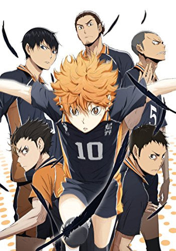 Image 2 for Haikyu Vol.5 [Blu-ray+CD]