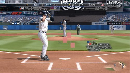 Image 5 for Major League Baseball 2K7
