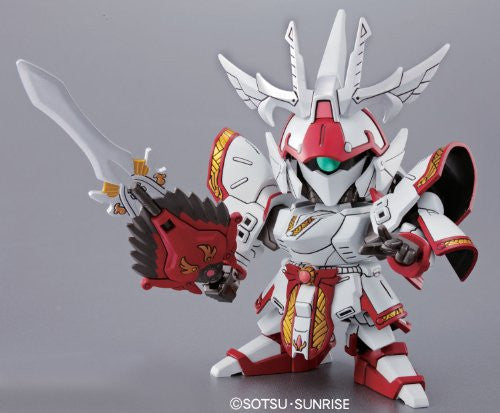 Image 1 for SD Gundam Sangokuden Brave Battle Warriors - Shiba-I Sazabi - SD Gundam Sangokuden series #015 - Shin (Bandai)