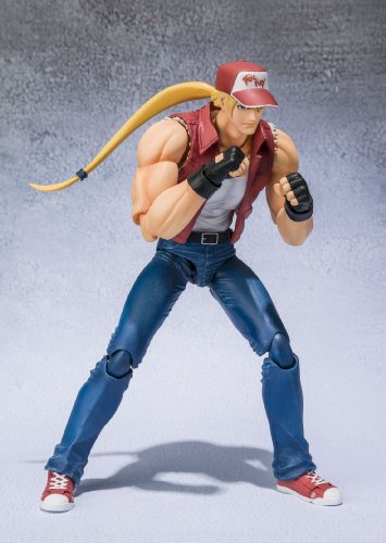 Image 3 for Garou Densetsu - The King of Fighters - Terry Bogard - D-Arts (Bandai)