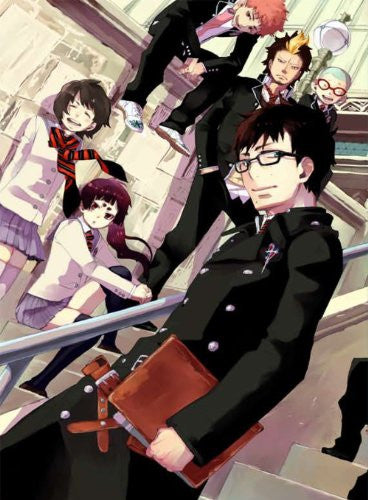 Image 4 for Blue Exorcist / Ao No Exorcist 1 [Blu-ray+CD Limited Edition]