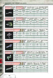 Thumbnail 3 for Armored Core Portable Data Analysis Data Book / Psp