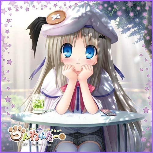 Image 1 for Kud Wafter - Noumi Kudryavka - Mini Towel (Broccoli Key Visual Art's)