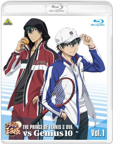 Image for Prince Of Tennis Ova Vs Genius10 Vol.1 [Limited Edition]