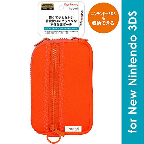 Image for Cushion Pouch for New 3DS (Red)