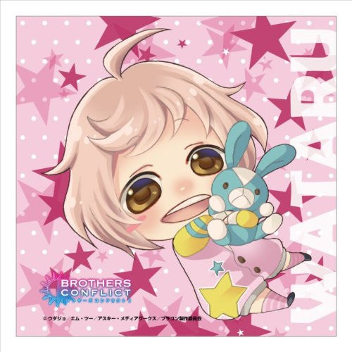 Image 1 for Brothers Conflict - Asahina Wataru - Mini Towel - Towel (Contents Seed)
