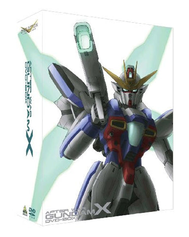 Image for G-selection After War Gundam X DVD Box [Limited Edition]