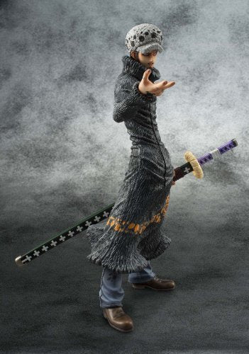"Image 9 for One Piece - Trafalgar Law - Excellent Model - Portrait Of Pirates ""Sailing Again"" - 1/8 - Timeskip (MegaHouse)"