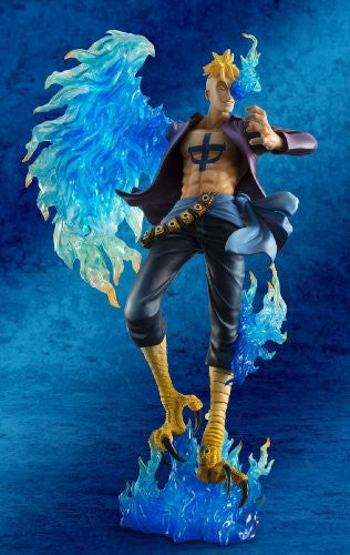 "Image 3 for One Piece - Marco - Excellent Model - Portrait Of Pirates ""MAS"" - 1/8 (MegaHouse)"