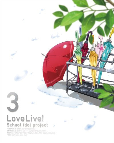 Image 3 for Love Live 3 [Blu-ray+CD Limited Edition]