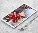 Thumbnail 3 for Gintama - Sakata Gintoki - Dinner Plate - Plate (Cospa)