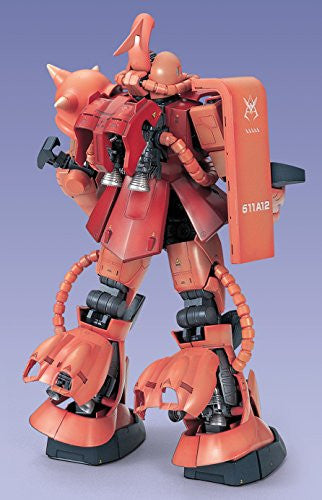 Image 2 for Kidou Senshi Gundam - MS-06S Zaku II Commander Type Char Aznable Custom - PG - 1/60 (Bandai)